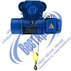 Таль электрическая канатная CD-1,0-36,0 г/п 1,0 тонна, Вп 36м