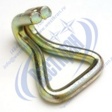 Крюк для стяжного ремня из ленты 100мм, 11000кг