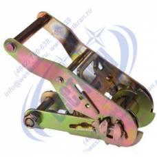 Механизм затяжки для стяжного ремня из ленты 50мм, 5000кг