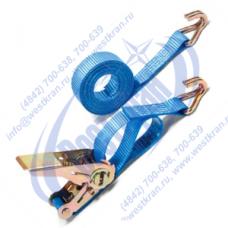 Ремень стяжной линейный РСЛ-25-1000кгс
