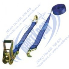 Ремень стяжной линейный РСЛ-35-3000кгс