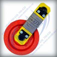Блок отводной облегченный с пальцем г/п: 3,2т. Гп-Б-3,2-03 (02)