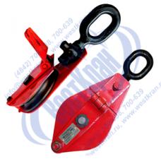 Блок монтажный ZK1-1,0 (HQLK1-1) с ушком и откидной щекой (г/п 1 тонна)