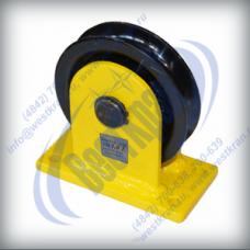 Блок с площадкой крепления г/п: 1,0т. Гп-Б-1,0-04
