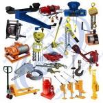 Грузоподъемное оборудование и запчасти