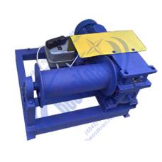 Лебедка электрическая ЛМЧ-0,4 380В (0,4тс, 80м) (без каната)