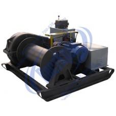 Лебедка электрическая ТЛ-7А 380В (5,0тс, 250м) (без каната)