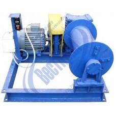 Лебедка электрическая УЧ5120.60 380В (0,63тс, 80м) (без каната)