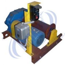 Лебедка электрическая ЛЭТ-2,0 380В (2,0тс, 180м) (без каната)