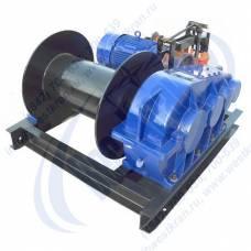 Лебедка электрическая ЛМм-5 380В (5,0тс, 225м) (без каната)
