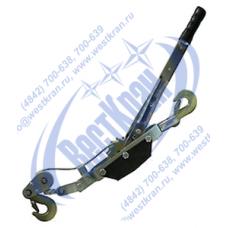 Лебедка ручная рычажная CP-4B (аналог QSS4) (4,0тс, 3м)