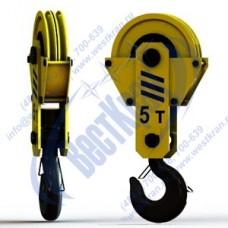 Подвеска крановая двухрольная ПКК-2-5-336 г/п 5 тонн