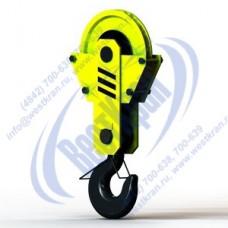 Подвеска крюковая крановая ПКК-1-5-406