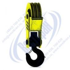 Подвеска крановая трехрольная ПКК-3-10-406 г/п 10 тонн