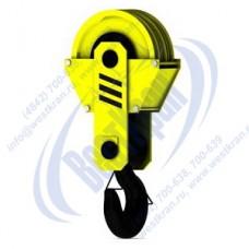 Подвеска крюковая крановая ПКК-3-10-500
