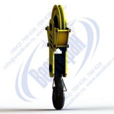 Подвеска крановая однорольная ПКК-1-3,2-406 г/п 3,2 тонны