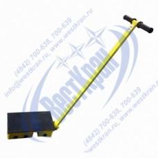 Тележка такелажная с ручкой HS-6A г/п 8 тонн