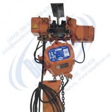 Таль электрическая цепная ПЕРЕДВИЖНАЯ ТЭЦп-0,5-9,0 (г/п 0,5 тонны, Вп 9м)