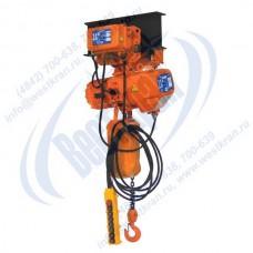 Таль электрическая цепная ПЕРЕДВИЖНАЯ ТЭЦп-2,0-9,0 (г/п 2 тонны, Вп 9м)