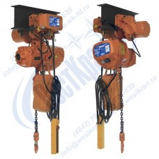 Таль электрическая цепная передвижная ТЭЦп-3,0-12,0 (г/п 3 тонны, Вп 12м)