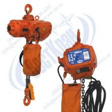 Таль электрическая цепная стационарная ТЭЦс-0,5-6,0 (г/п 0,5 тонны, Вп 6м)