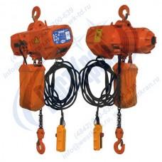 Таль электрическая цепная стационарная ТЭЦс-0,5-9,0 (г/п 0,5 тонны, Вп 9м)