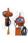Таль электрическая цепная СТАЦИОНАРНАЯ ТЭЦс-1,0-12,0 (г/п 1 тонна, Вп 12м)