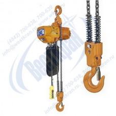 Таль электрическая цепная стационарная ТЭЦс-3,0-6,0-02 (г/п 3 тонны, Вп 6м)