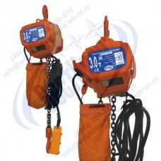 Таль электрическая цепная стационарная ТЭЦс-3,0-12,0 (г/п 3 тонны, Вп 12м)