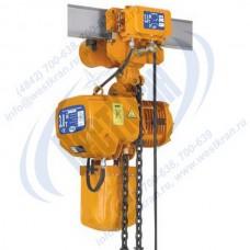 Таль электрическая цепная передвижная ТЭЦп-3,0-12,0-02 (г/п 3 тонны, Вп 12м)