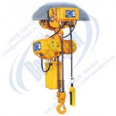 Таль электрическая цепная передвижная ТЭЦп-3,0-6,0-02 (г/п 3 тонны, Вп 6м)