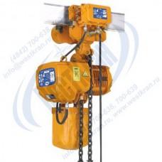 Таль электрическая цепная передвижная ТЭЦп-5,0-6,0-02 (г/п 5 тонн, Вп 6м)