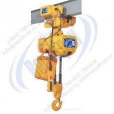 Таль электрическая цепная передвижная ТЭЦп-5,0-9,0-02 (г/п 5 тонн, Вп 9м)