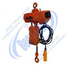 Таль электрическая стационарная цепная DHS-A-1,0-6,0
