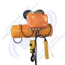 Таль электрическая канатная CD1-0,5-12,0 г/п 0,5 тонны, Вп 12м