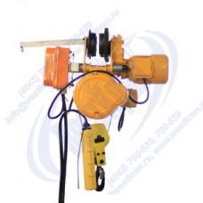 Таль электрическая канатная CD-0,5-18,0. Г/п-0,5т., Нп-18м.
