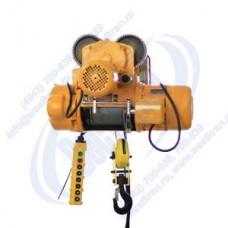 Таль электрическая канатная CD-0,5-6,0. Г/п-0,5т., Нп-6м.