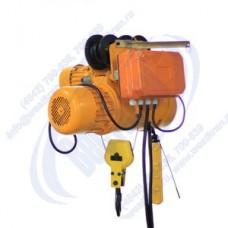 Таль электрическая канатная CD1-1,0-18,0 г/п 1,0 тонна, Вп 18м
