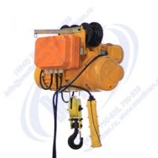Таль электрическая канатная CD1-1,0-24,0 г/п 1,0 тонна, Вп 24м
