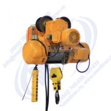 Таль электрическая канатная CD1-1,0-30,0 г/п 1,0 тонна, Вп 30м