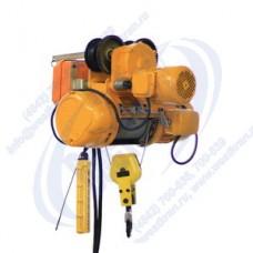 Таль электрическая канатная CD1-1,0-6,0 г/п 1,0 тонна, Вп 6м