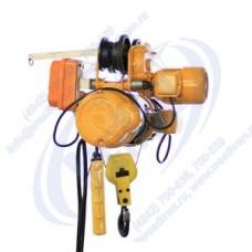 Таль электрическая канатная CD1-2,0-12,0 г/п 2,0 тонны, Вп 12м