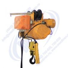 Таль электрическая канатная CD1-2,0-6,0 г/п 2,0 тонны, Вп 6м