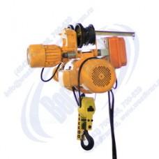 Таль электрическая канатная CD-3,0-24,0. Г/п-3,0т., Нп-24м.