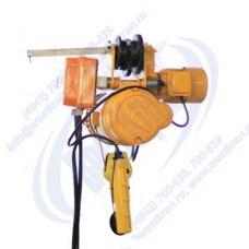 Таль электрическая канатная CD-3,0-18,0. Г/п-3,0т., Нп-18м.