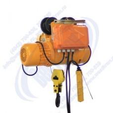 Таль электрическая канатная CD-3,0-30,0. Г/п-3,0т., Нп-30м.