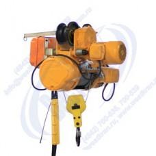 Таль электрическая канатная CD1-5,0-12,0 г/п 5,0 тонн, Вп 12м