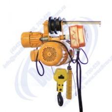 Таль электрическая канатная CD-5,0-24,0 г/п 5,0 тонн, Вп 24м