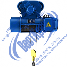 Таль электрическая канатная CD1-10,0-18,0 г/п 10 тонн, Вп 18м