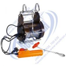 Таль фасадная электрическая TOR YT-JZX 250/500кг 30/15м (220В)